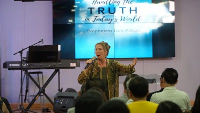Covenant Vision Church Singapore
